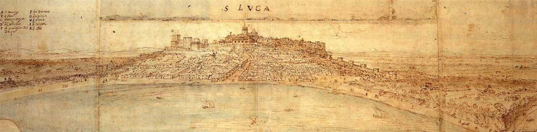 Sanlucar de Barrameda en 1517