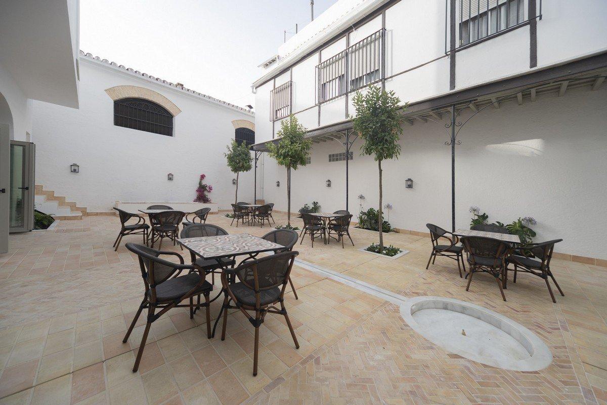 patio hotel sanlúcar de barrameda, hotel boutique albariza