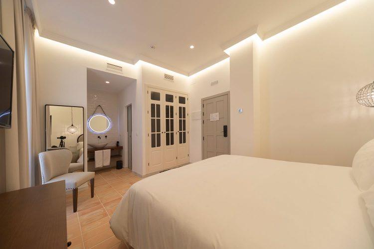 albariza hotel boutique habitacion doble
