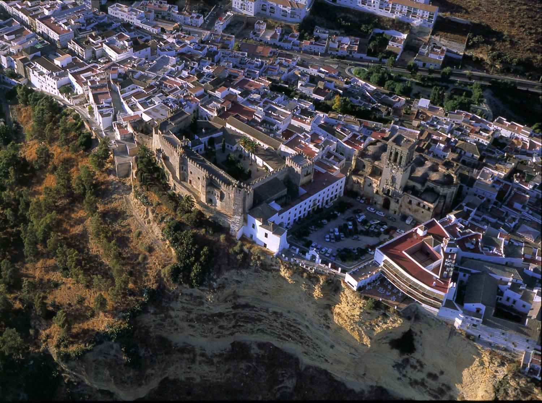 Pueblos Blancos Cádiz. Foto Cádiz Turismo