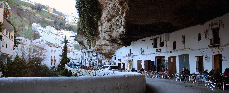 Setenil de las Bodegas, Cádiz